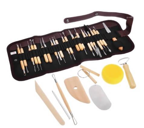 herramientas para ceramica